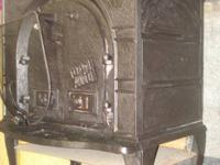 Great little coalstove. Perfect for the garage, guy