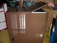 GREAT SHAPE STOKERMATIC COAL STOVE OR HEATER ALWAYS