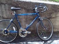 For sale is a Coast King Transtar 10 speed bike made in