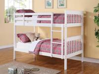 Coaster Jacob Twin Over Twin Bunk Bed 460068 Whether