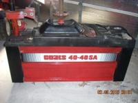 used tire changer coats 40-40sa wheel width is from