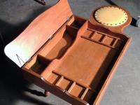 1960's 1970's Cobbler Bench Reproduction Pictures tell