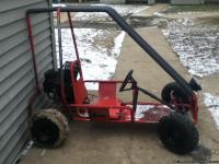 i Bought this Go-Cart 3yrs ago for my son he maybe rode