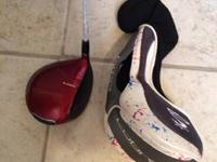 I am selling my driver that has been used about 5