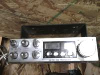 I have a Cobra bluetooth CB Radio.... Comes with