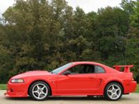 Call  or email sales@mcgohio.com 2000 Mustang Cobra R