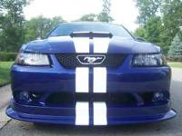 have cobra r front bumper.it will fit 99-04 mustangs.
