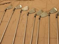 USED COBRA S2 MAX IRON 5-PW-GW-SW. WITH ALDIA DVS-HL