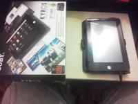 tablet for sell works grate grate xmas gift call me at