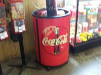 We have a Coca Cola collection that we are selling.