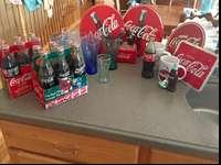 Selling my Coca-Cola Collection Asking $40 OBO.... 4-