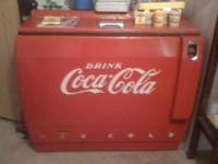 1950's Air Cooled Cooler. All orginal.