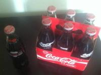 All items are Coca-Cola  6 pack of bottles with case