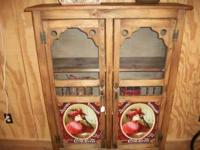 coke cabinet $110 and coke jug $8 can be seen at the