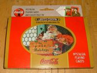 I have 2 sets of Coca Cola Playing Cards. They are New