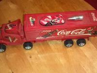 Coca Cola Truck is in good condition! $9.99 OBO Please
