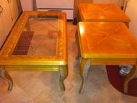 Type:Living RoomWe have a beautiful set of end tables
