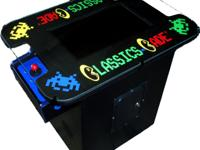 Play dozens to hundreds of your favorite arcade video