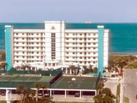 Discovery Beach Resort, Cocoa Beach FL Check in: March