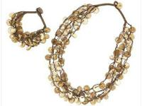 Coconut Calypso Jewelry Set # 39592. Regular cost