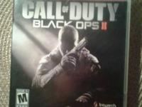 I have COD Black Ops 2 and Modern Warfare 3. They are