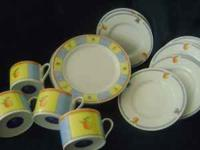 nice coffee set from germany please call  Location: ft