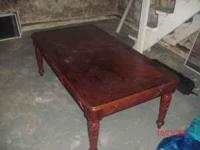 I have a really nice coffee table for sale. It like a