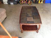 Coffee table used but still nice. $25obo Call or text @
