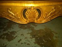 Diamond shaped wooden coffee table, in excellent