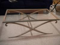 I have for sale one each coffee table and end table,