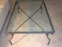 Ethan Allen coffee table and end table. Sell as a set.
