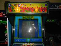 Centipede Atari stand up arcade video game. Fully