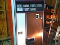 I have a mid-1970's Coke machine for sale. This model
