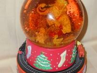I have for sale a Coke Cola Christmas Snow globe. Have