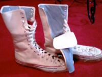 Col Ked's Rocket Boots for 1964 NYC Worlds Fair 1964