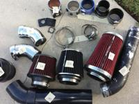 For sale are COLD AIR INTAKE / SHORT RAM INTAKE PARTS.