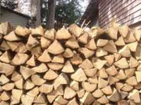 firewood for sale all oak and hickory 40.00 per rick u