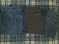 I have five pair of Coldwater Creek pants/jeans, size