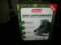 Coleman Camping Drip Coffee Maker- MODEL # 5008-700