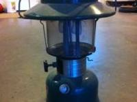SELLING MY OLD COLEMAN LANTERN. ITS A 2 MANTELS BURNER