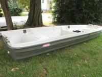 "Coleman Crawdad DLX jonboat  Model J12-""new"" style 12"