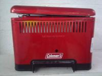 COLEMAN FRYWELL INSTASTART PORTABLE FRYER.  Get that