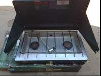 Coleman propane stove everything works great! Fcfs