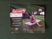 Coleman Ridgeline III Camp Bed Folding Camping Cot Like