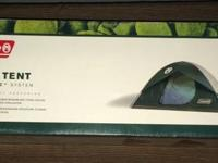 New in the box Coleman Sundome Tent 9'x7'  All pics are