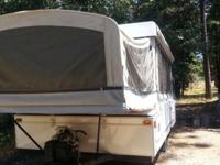 Coleman Tent Trailer ~ Westlake Fleetwood ~ Model 3794