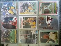 Have many too choose from from Brett Favre rookies, to