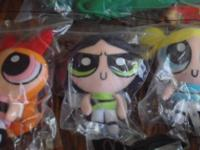 PowerPuff Girls and other Super Hero toys/ Science