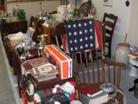 I have a booth at Packard's Antique Center on 11110
