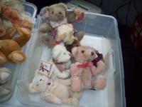 I have a collection of 13 Bears in mint condition. 3